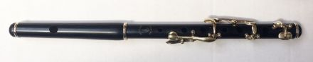 Mullan 'Guards' Model' Bb Flute (Low Pitch) Polymer